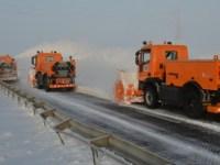 Deszăpezirea drumurilor naționale din județul Sibiu s-a împotmolit înainte de a începe! Licitația este suspendată