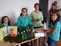 """Copiii dau frâu liber imaginației, la festivalul-concurs """"CDIdei în cărți"""""""