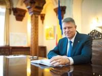Mesajul președintelui Klaus Iohannis de Paștele catolic și Floriile ortodoxe