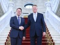 Iohannis și oficialitățile din Luxemburg sărbătoresc, la Sibiu, 10 ani de la succesul Programului Capitală Culturală Europeană