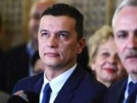Sondaj: Sorin Grindeanu, mai popular decât Liviu Dragnea