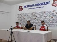 """FC Hermannstadt primește vizita """"Bătrânei Doamne"""". Pelici are emoții: """"Este cea mai titrată și mai periculoasă echipă din Liga 2""""!"""