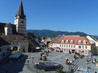 Intervenție la aducțiunea de apă Sadu – Sibiu