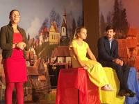 """Proiectul """"Teatru la sat"""", la Marpod"""