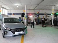 Revoluție pe piața auto.Hyundai Ioniq Hibrid este aici!