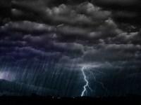 Cod galben de furtună în județul Sibiu