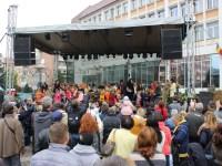 Festivalul Recoltei, un succes la Mediaș | GALERIE FOTO și VIDEO