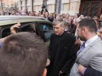 Cristian Pomohaci, audiat timp de 7 ore la Sibiu   ACTUALIZARE
