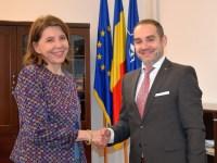 Ambasadorul Franței vrea să participe la Festivalul Internațional de Teatru de la Sibiu în 2018