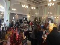 Bazar caritabil la Forumul German