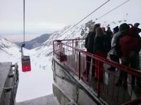 Risc ridicat de avalanșe la Bâlea Lac