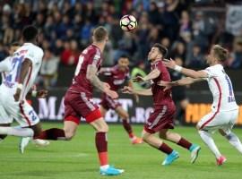 PROGRAM PLAY-OFF. Când se joacă derby-urile pentru titlu: FCSB – CFR Cluj