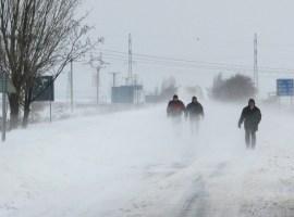 Un val de aer polar ajunge în România. Temperaturi de -10 grade în Transilvania