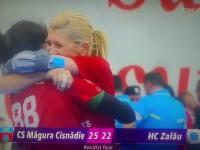 Măgura Cisnădie cochetează cu podiumul