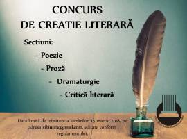 Casa de Cultură a Studenților caută cei mai buni tineri scriitori