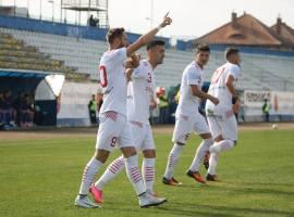 Țintarul Ligii 1, norocos pentru Sibiu