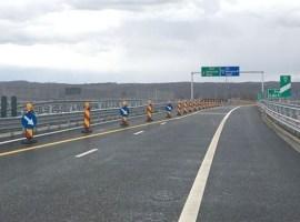 Ministerul Transporturilor se laudă că, în 2017, a construit 23 de kilometri de autostradă