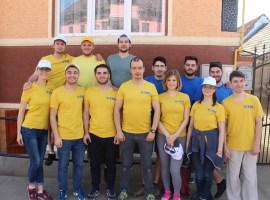 Ziua Pământului: Tinerii liberali fac curățenie și merg pe bicicletă