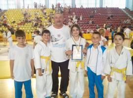"""A II-a ediţie a Turneului Internaţional de Judo """"Cupa Speranţelor"""""""