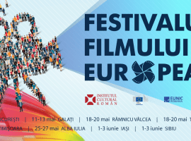 Festivalul Filmului European poposește la Sibiu