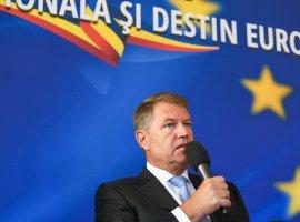 Iohannis primește premiul Franz Josef Strauss, dar anunță că va dona cei 10.000 de euro