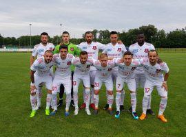 FC Hermannstadt a remizat cu vicecampioana Albaniei