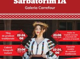 Ia este sărbătorită, în acest weekend, la Shopping City Sibiu