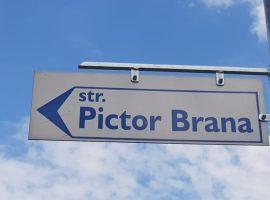 S-a semnat contractul pentru refacerea străzii Pictor Brana