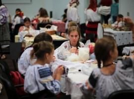 Elevi din 33 de județe, dar și din Mexic, Bulgaria şi Republica Moldova s-au întrecut la Sibiu