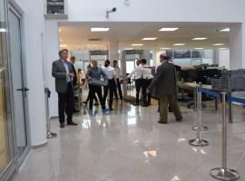 Incident pe Aeroportul Sibiu. Conducerea ia măsuri de securitate