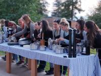 Food Camp Romania sau bloggerițe la cratiță