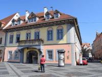Farmacia Mariei Jantea a funcționat în Casa Lutsch, din 1937 până în 1949