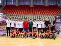 Juniorii sibieni merg în Serbia