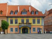 Casa Lutsch din Piața Mare, sediul FDGR