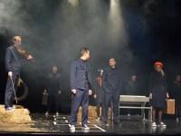 Singura coproducție teatrală dintre România și Republica Moldova dedicată Centenarului va fi prezentată la FITS 2019