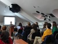 Curating in Dark times – întâlnire cu Galit Eilat la Biblioteca Județeană ASTRA Sibiu
