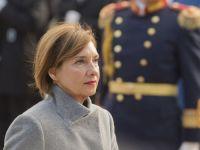 Carmen Iohannis îi îndeamnă pe toți românii să meargă la vot