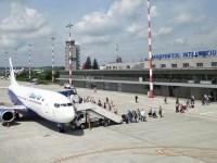 Conducerea Aeroportului Sibiu prognozează o creștere a numărului de pasageri cu 10 la sută