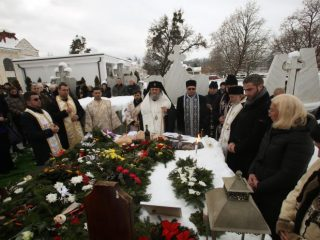 Ilie Mitea, pomenit la șase luni de la trecerea în neființă
