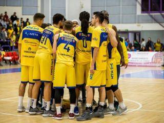 BC CSU Sibiu va juca în FIBA Europe Cup