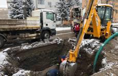 Avarie la rețeaua de apă din Șoseaua Alba Iulia, cu scăderi de presiune în Zona Industrială Vest
