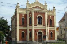 Sinagoga Mare din Sibiu, reparată și curățată cu fonduri asigurate de statul german