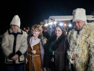 Cârnați europeni de Sibiu