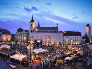 Summit-ul gurmanzilor! Street Food Festival va avea loc în Piața Mare, între 6 și 9 iunie