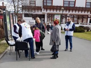 Pro România Sibiu și-a propus să obțină 12.000 de voturi la alegerile europarlamentare