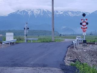 Drum bun între Racovița și Tălmaciu