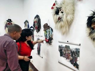 """Muzeul ASTRA la """"Mascaras del Mundo"""""""