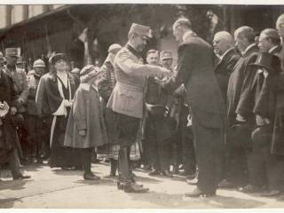 Sibiul și monarhia în România Mare