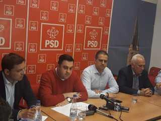 Proiecte mari de infrastructură din Sibiu, demarate de guvernarea PSD (P.E.)