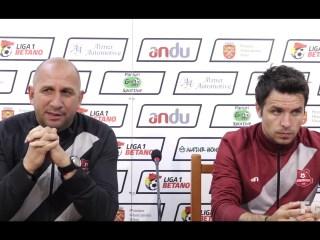 FC Hermannstadt joacă pentru rămânerea în Liga 1, mâine, pe teren propriu, cu Dunărea Călărași | VIDEO
